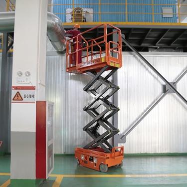 鼎力JCPT0607DCI自行走剪叉式高空作业平台(直流电机驱动)