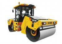 徐工XD123S全液压双钢轮振动压路机