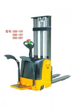 西林CDD10Y/15Y/20Y电动插腿式堆垛车