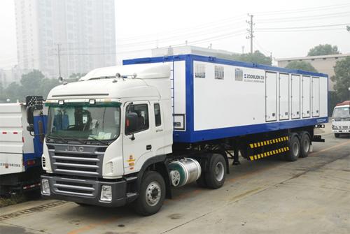 中联重科9280XCL高浓度污水处理车