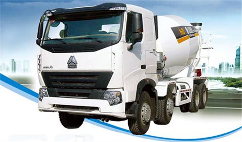 唐鸿重工XT5313GJBA732S解放搅拌运输车
