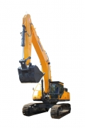 沃得W2500LC-8液压挖掘机