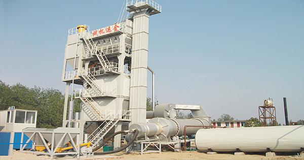金运LQB2000强制式沥青混合料搅拌设备