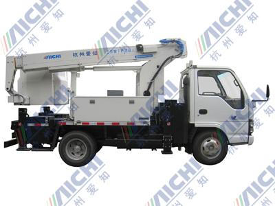杭州爱知HYL5071JGK绝缘型高空作业车