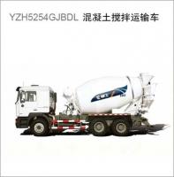 柳工YZH5254GJBHW搅拌运输车