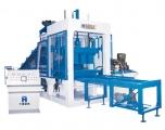 华源机械HY6-15型全自动液压砌块成型机砖机