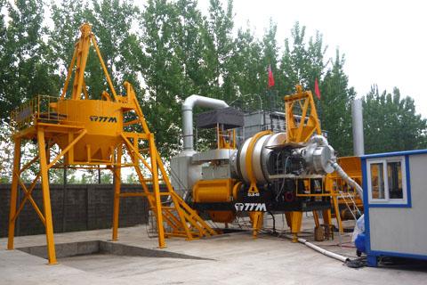 铁拓机械QLB-40沥青搅拌机