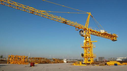 中建机械QTZ7030塔式起重机