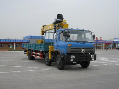 厦工楚胜SMJ5258JSQDC3随车起重运输车