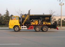 凯联-美国VSS  MP-12B稀浆封层、微表处施工设备