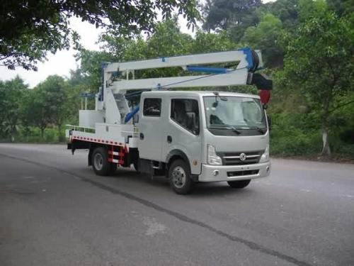 江特JDF5050JGK4高空作业车