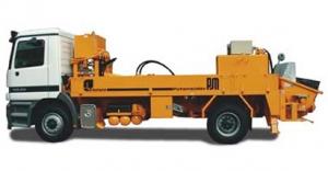 普茨迈斯特MOLI BSF 2107 HP车载泵