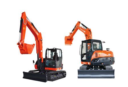 久保田KX183-3超小回转小型挖掘机
