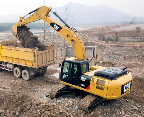 卡特彼勒326D2/D2 L液压挖掘机