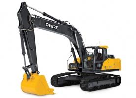 约翰迪尔E240 LC挖掘机