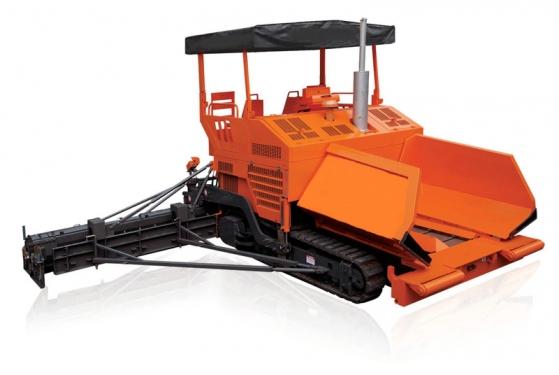 万德机械WT90稳定土摊铺机