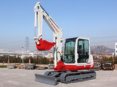 竹内TB260C小型挖掘机