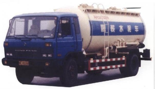 星马AH5102GSN散装水泥运输车