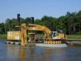 利勃海尔P 964 B Litronic浮式挖掘机