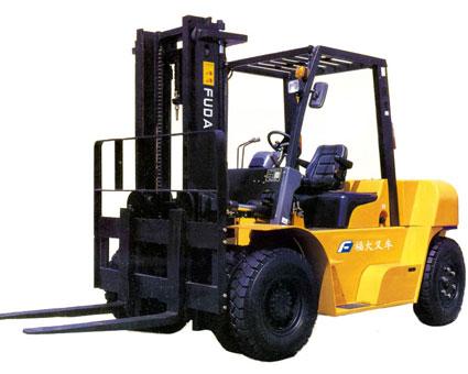 福大FDM 860平衡重式叉车