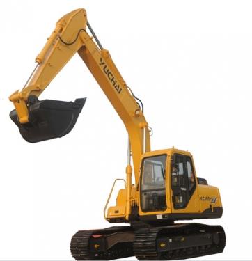 玉柴YC160-8液压挖掘机