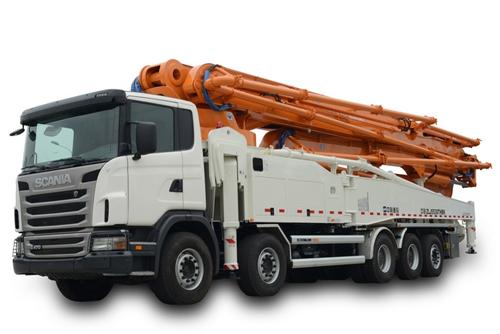 中联重科ZLJ5530THBK 63X-6RZ混凝土泵车
