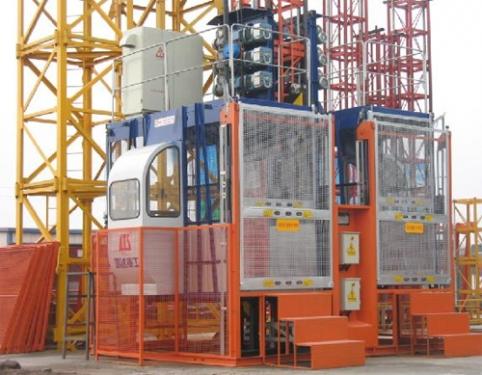 鸿达SC系列施工升降机
