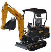 玉柴YC15-8挖掘机