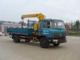 东风EQ5160JSQG-40随车起重运输车