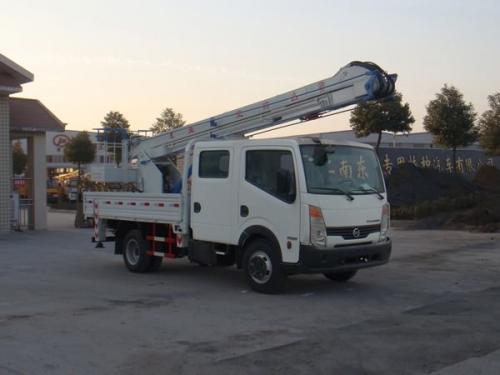 江特JDF5052JGKZN4高空作业车