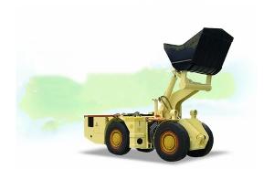现代重工XDCY-2(电)铲运机