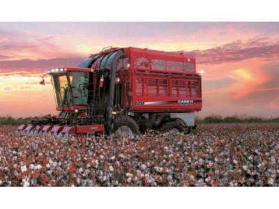 凯斯纽荷兰Cotton ExpressCotton Express 620采棉机