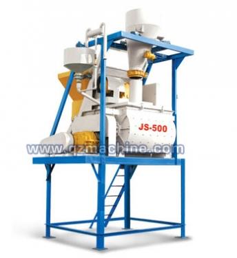 泉工JS-500搅拌机