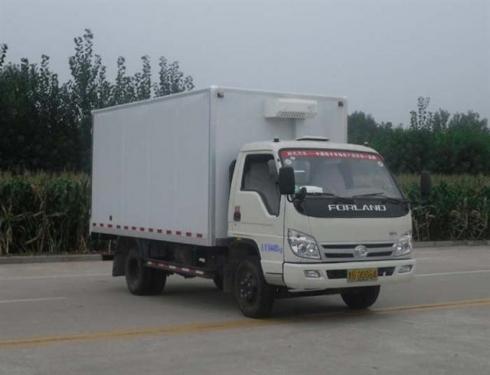 楚飞福田牌BJ5043XLC-L1型冷藏车
