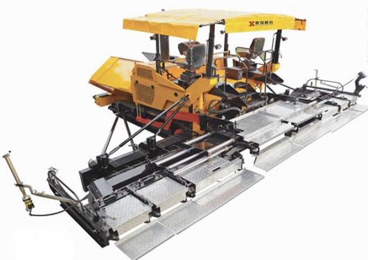新筑LT9000AS履带式伸缩加宽摊铺机
