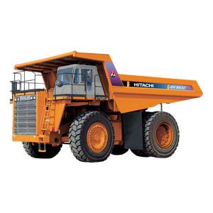 日立EH1600刚性自卸卡车