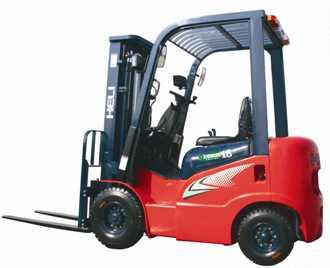 合力1-1.8t内燃平衡重式叉车
