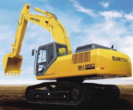 住友SH350-5液压挖掘机