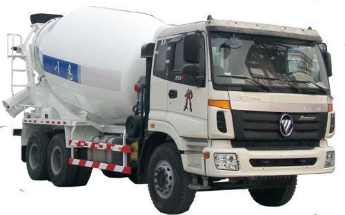 川建SCM5250GJBAU4搅拌运输车