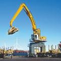 利勃海尔LH 120 C Gantry Litronic大型液压挖掘机