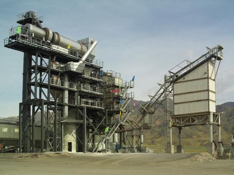 铁拓机械RLBZ-1500型沥青热再生设备(配套3000型)