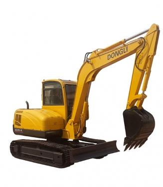 东力DL65-8挖掘机