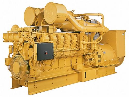 卡特彼勒G3516B燃气发电机组