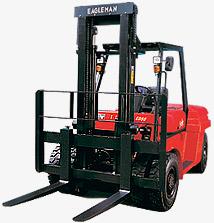 依格曼ECPCD50A内燃平衡重叉车