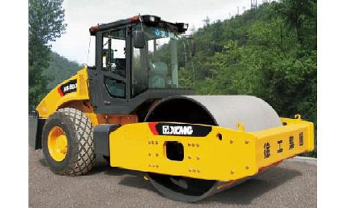 徐工XS183全液压单钢轮压路机