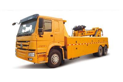 徐工XZJ5251TQZZ4吊托组合型清障车