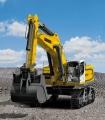 利勃海尔R 976履带式挖掘机