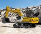 利勃海尔R 970 SME履带式挖掘机