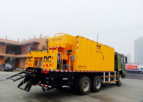 德润HTN5250TFC稀浆封层车