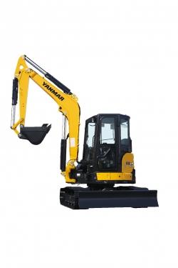 洋马ViO60-6B(钢质履带)挖掘机